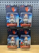 "IT Chapter 2 Pennywise Complete Series 1 Action Figure 5"" Set Of 4 PhatMojo Lot"