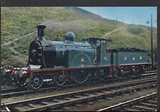 Railways Postcard - Caledonian Railway Locomotive No.123 -   RR1443