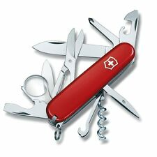 Victorinox Outil de poche canif couteau EXPLORER 1.6703 Rouge Nouveau Neuf dans sa boîte