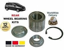 FOR PEUGEOT 5008 MPV 1.6 2.0 HDi 2009-->ON NEW REAR WHEEL BEARING KIT