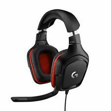 Cuffie stereo per PC LOGITECH G332 HEADSET con microfono, Ideale per gaming