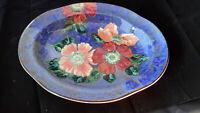 ROYAL DOULTON - Wild Rose, Large Oval Serving Platter, G Series D6227