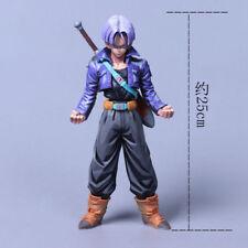 Dragon Ball Z Super Saiyan The Trunks Manga Dimensions Limited Action Figure NIB