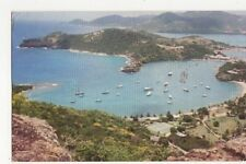 English Harbour Antigua West Indies 1987 Postcard 093a