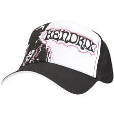 Jimi Hendrix - Stitched Head Adjustable Baseball Cap