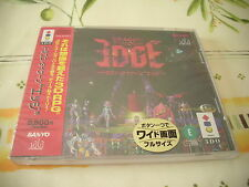 >> DRAGON TYCOON EDGE 3DO JAPAN IMPORT BRAND NEW FACTORY SEALED! <<