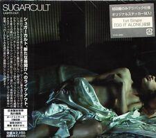 SUGARCULT - Lights Out - Japan CD+2BONUS - NEW - 14Tracks Limited Edition