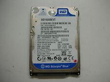 """WD Scorpio Blue 160gb WD1600BEVT-60A23T0 2061-771672-F04 04P 2,5"""" SATA"""