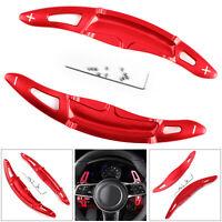 Décalage Pagayer Shifter DGS Extension Pour Porsche Panamera 17-18 RED
