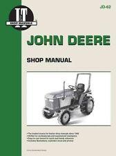 John Deere I and T Shop Manual Models 670 770 87