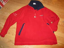 BT Global Challenge 2000 - 2001 Apres Sail Jacket Mcallan red CAPE TOWN