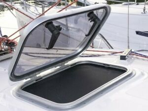Boat Caravan Hatch Window 444mm x 326mm
