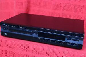 Yamaha CDX-396  CD-Player  + FB  + BA   ***  mit neuem Laser