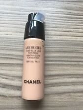 Chanel Les Beiges #60 Liquid Foundation/healthy Glow 20ml NEW