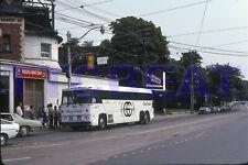GRAY COACH BUS SLIDE: GCL 2282 MCI IN TORONTO (1982 ORIGINAL)