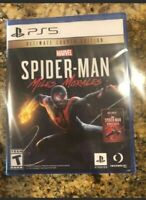 Marvel's Spider-Man: Miles Morales Ultimate Launch Edition PlayStation 5 (PS5)🚚