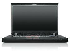 "Lenovo ThinkPad T520 Business Notebook 15,6"" 1TB SDD, i5 2,5GHz, 10GB RAM, Win10"