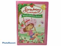 Strawberry Shortcake - Spring for Strawberry Shortcake DVD Kids English/Spanish