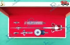 Schultz Cannula Set OB/GYNE Urology Gynecology Instrument Free DHL