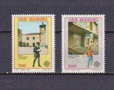 S15475) San Marino 1990 MNH Europa 2v