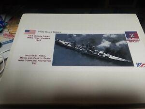 Midship Models USS Wichita 1/700 resin kit