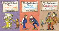 GREAT EXPECTATIONS OLIVER TWIST DAVID COPPERFIELD FOR CHILDREN RETOLD M WILLIAMS