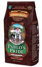 Pablos Pride Gourmet Coffee  Guatemala  Medium dark Roast  Whole Bean  2 Lb Bag