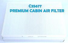 C35677 04596501AB AC CABIN AIR FILTER for Dodge Charger Magnum Chrysler 300