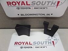 Toyota Matrix 2009 - 2013 Front Console Cup Holder Inserts Genuine OEM OE