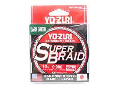 [Yo Zuri] Duel P.E Line Super Braid 150YDS 10Lbs - 0.15mm Green R1256-DG