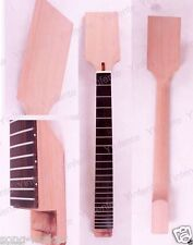 New electric guitar neck New Unfinished 22 fret 24.75 inch Truss rod YInfente