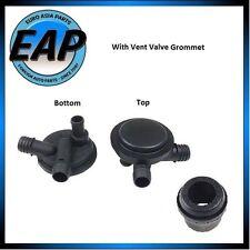 For VW Cabrio Golf Jetta Passat Breather Vacuum PCV Vent Valve w/Grommet NEW