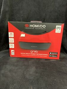HOMIDO IMMERSE YOURSELF GRAB VIRTUAL REALITY HEADSET FOR SMARTPHONES