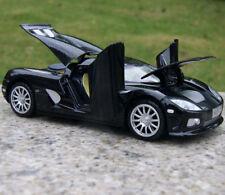Model Toys 1/32 Diecast Car Collection Alloy Koenigsegg Sport Car W/light&sound