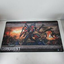 FFG LCG Warhammer 40k Conquest The Card Game 2016 Store Championship Playmat