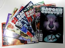 Vertigo SAUCER COUNTRY (2012) #3 4 8 9 10 11 13 14 SCI-FI Lot VF/NM Ships FREE!