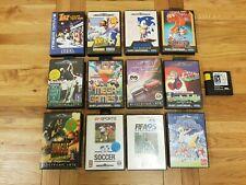 SEGA Mega Drive Games Bundle Job Lot - 13 Games