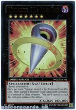 WGRT-EN102 Number 11: Big Eye Ultra Rare Limited Edition Mint YuGiOh Card