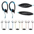 USB Mini Sport Headset Headphone MP3 Player Support 16GB Micro SD TF + FM Radio