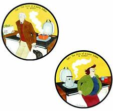 Oven Aga Hob Covers Range Pads, Funny Perfect Gift