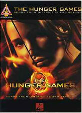 The Hunger Games: Songs From District 12 And Beyond (TAB) (Guitar Recorded Versi
