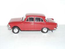 Sammlung Russisches Modellauto von DeAgostini: Moskwitsch 408 1:43 # 33