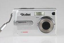 Rollei dp6200 Digital Kompaktkamera 5,4-16,2mm