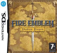 D'origine Jeu Fire Emblem Shadow Dragon Nintendo DS VF cartouche seule