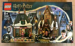 Lego 76388 Harry Potter Hogsmeade Village Visit ~NEW & Unopened ~