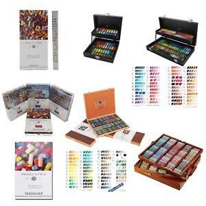 Sennelier Artists Extra Soft Pastels Assorted quantity colour pastel 6 120 250