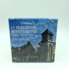 O Magnum Mysterium 5028421942674 by Dufay, CD Box Set, New and Sealed