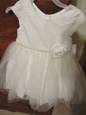 Marmellata Beautiful Off White Holiday Dress, 3 T,   NWT, LAST ONE!