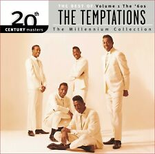THE TEMPTATIONS * Greatest Hits * NEW Sealed CD * Original MOTOWN Recordings