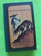 Das Vermächtnis des Inka von Karl May / Gebundene Ausgabe